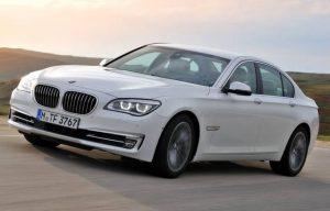BMW elektrik su nasosunun egzoz üsulu